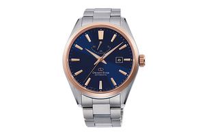 ORIENT STAR: Mechanical Contemporary Watch, Metal Strap - 42.0mm (RE-AU0406L) Asia Limited
