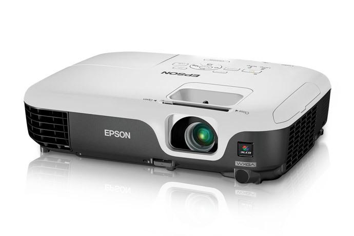 VS315W WXGA 3LCD Projector