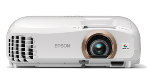 Epson Home Theatre TW5350 Wireless 2D/3D Full HD 1080p 3LCD Projector