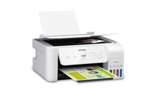EcoTank ET-2720 All-in-One Supertank Printer - White