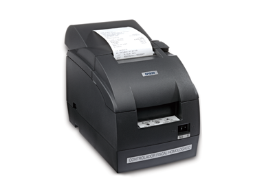 Epson TM-U220 Impact Dot Matrix POS Receipt/Kitchen Printer | POS