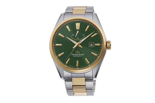 Mechanical Contemporary Watch, Metal Strap - 42.0mm (RE-AU0405E)