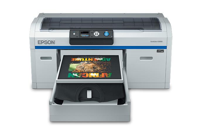 Impresora Epson SureColor F2000 White Edition