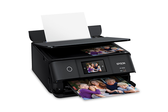 Expression Photo XP-8500 Small-in-One All-in-One Printer - Refurbished