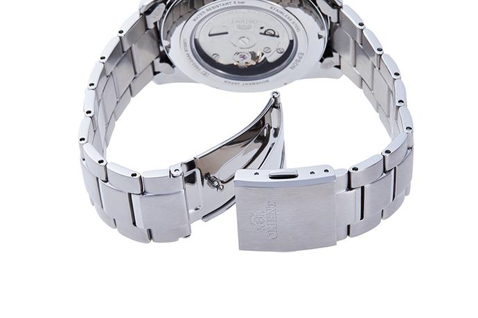 ORIENT: Mechanical Contemporary Watch, Metal Strap - 40.8mm (RA-AR0003L)