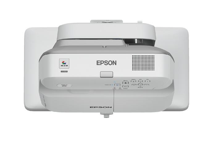 Proyector Interactivo Epson BrightLink 675Wi+