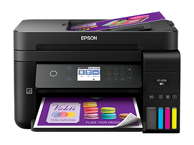 Epson ET-3750 | ET Series | All-In-Ones | Printers | Support | Epson US