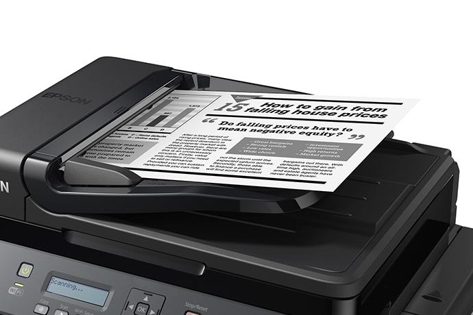 Epson Ecotank M205 Ecotank Printers Printers For