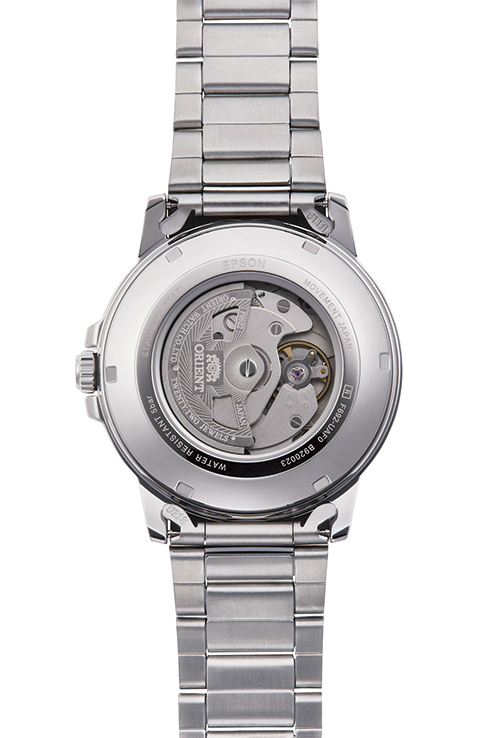 ORIENT: Mechanical Contemporary Watch, Metal Strap - 41.9mm (RA-AA0C01B)