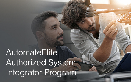 AutomateElite Authorized System Integrator Program