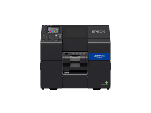 Epson ColorWorks C6050P Peel-and-Present Colour Label Printer