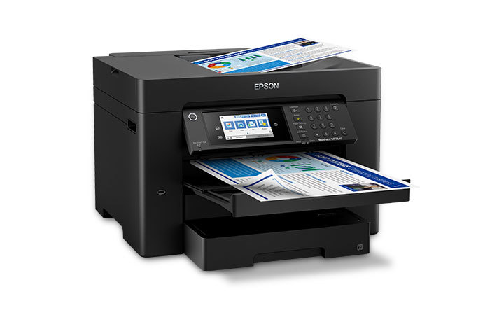 WorkForce Pro WF-7840 Wireless Wide-format All-in-One Printer