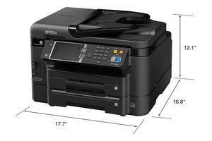 Epson WorkForce WF-3640 All-in-One Printer