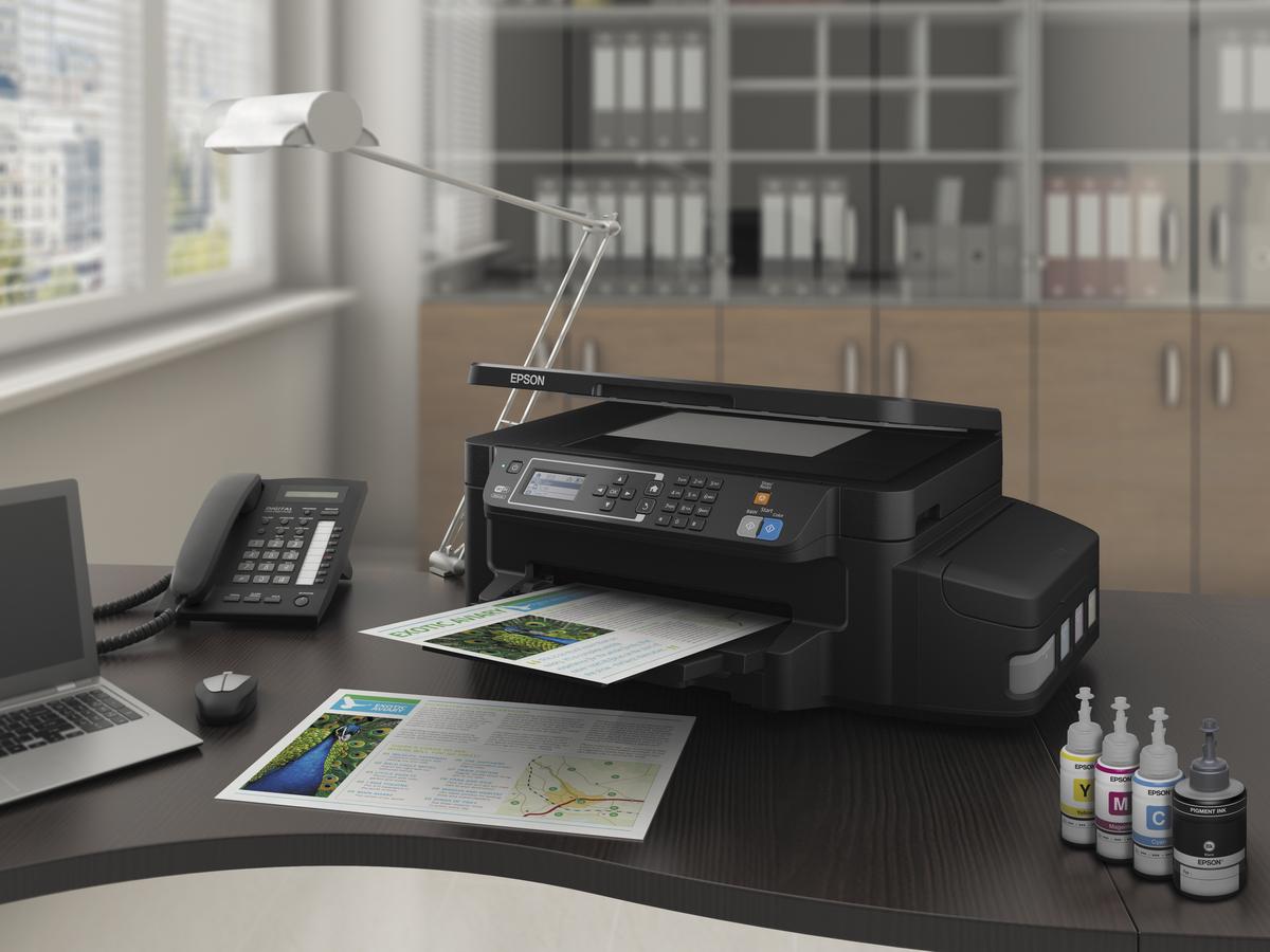 Impresora Multifucional EcoTank L606