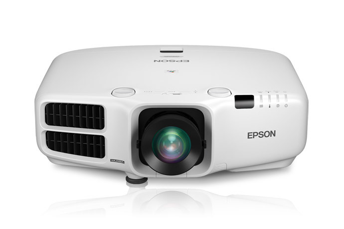 PowerLite Pro G6450WUNL WUXGA 3LCD Projector without Lens