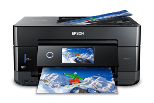 Epson XP-7100 | XP Series | All-In-Ones | Printers | Support | Epson US
