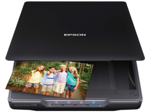 Epson Perfection V39 Flatbed Scanner