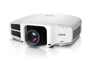 Proyector Epson Powerlite Pro G7500U c/ 4K Enhancement y Lente Estándar