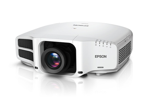 Pro G7500UNL WUXGA 3LCD Projector with 4K Enhancement without Lens
