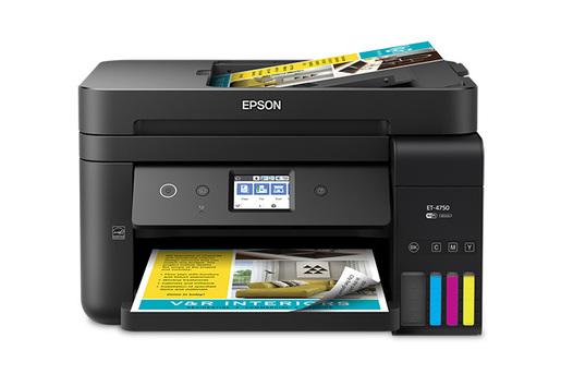 ET-4750 EcoTank All-in-One Printer - Refurbished