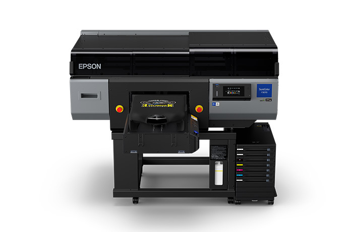 SureColor F3070 Industrial Direct-to-Garment Printer