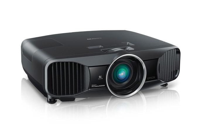 PowerLite Pro Cinema 6020UB 3D 1080p 3LCD Projector