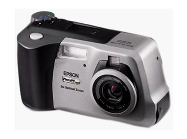 Epson PhotoPC 750Z