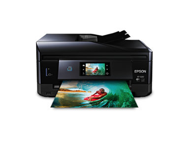 Epson XP-820 | XP Series | All-In-Ones | Printers | Support