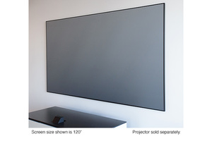 "SilverFlex™ Ultra 120"" Ambient Light Rejecting Super Mega Screen"