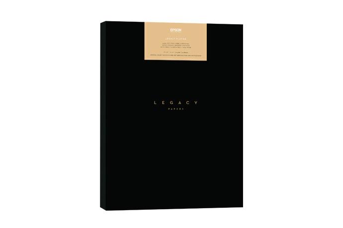 "Legacy Platine, 17"" x 22"", 25 sheets"