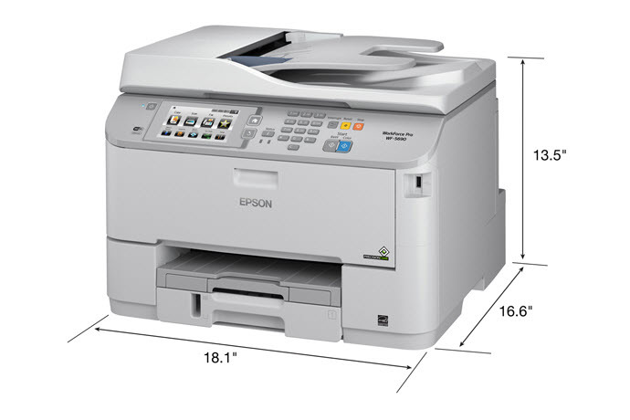 Impresora Epson WorkForce Pro WF-5690