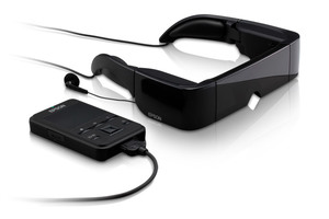 Moverio BT-100 Wearable Display