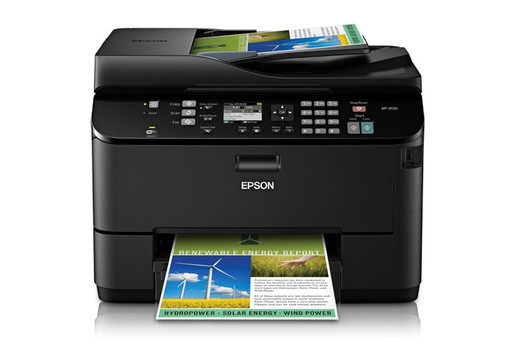 WorkForce Pro WP-4530 All-in-One Printer