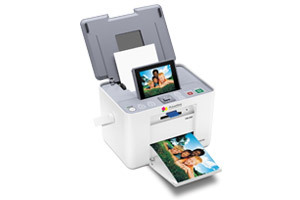 Epson PictureMate Dash Compact Photo Printer - PM 260