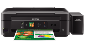 Impresora Multifuncional Epson EcoTank L455
