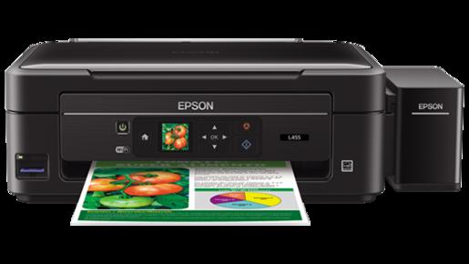 Impressora EcoTank L455