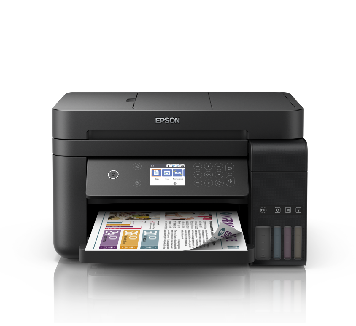 Epson L6170 Wi Fi Duplex All In One Ink Tank Printer With