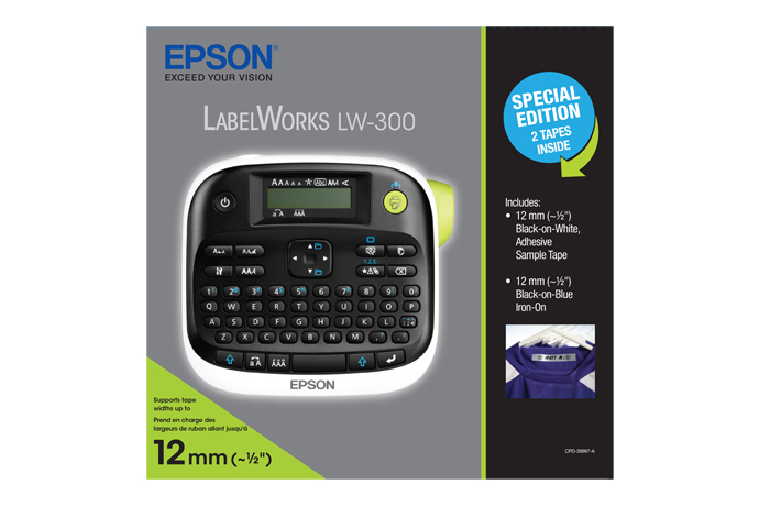 Label  Printers  For Home  Epson Us
