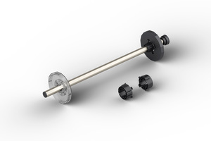 """Roll Feed Spindle - 24"""""""