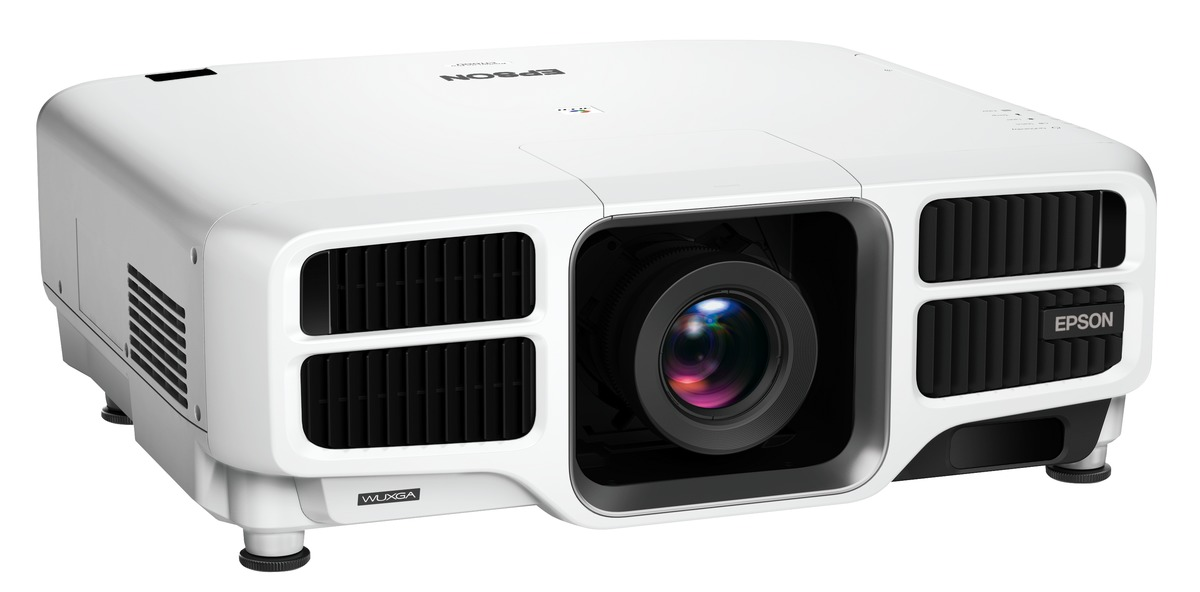 Epson EB-L1100UNL Laser WUXGA 3LCD Projector without Lens