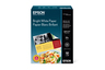Epson Bright White Paper, 8.5x11 Inches, 500 hojas