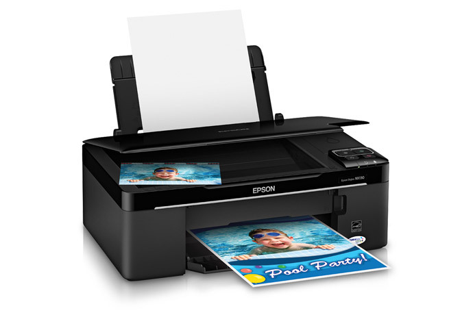 Epson Stylus NX130 All-in-One Printer