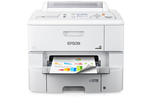 WorkForce Pro WF-6090 Printer with PCL/PostScript