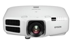 PowerLite Pro G6470WU WUXGA 3LCD Projector with Standard Lens