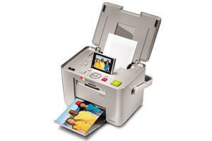 Epson Picturemate Snap Compact Photo Printer Pm 240 Inkjet
