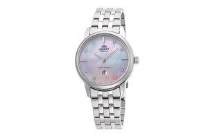 ORIENT: Mechanical Contemporary Watch, Metal Strap - 32.0mm (RA-NR2007A)
