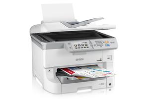 Epson WorkForce Pro WF-8590 Network Multifunction Color Printer