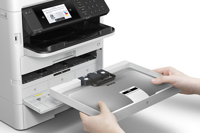 Impresora Epson WorkForce Pro WF-C579R