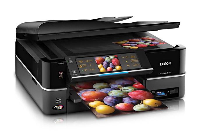 Epson Artisan 835 All-in-One Printer