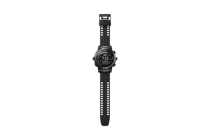 ProSense 347 GPS Multisport Watch - Black